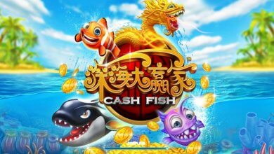 game cash fish